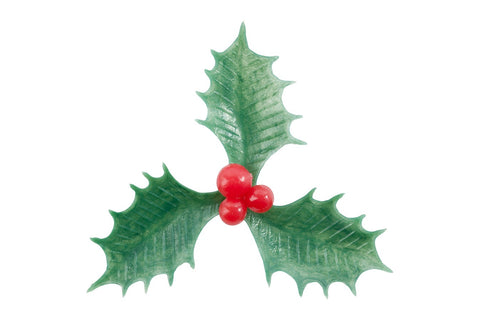 Clikstix Single Holly Leaf Assorted Cutter