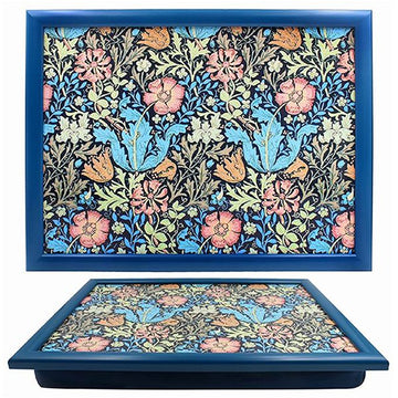 William Morris Compton Bean Bag Dinner Laptray Serving Lap Tray