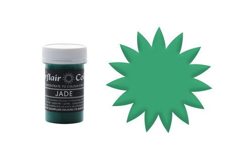 Sugarflair Paste Colours - Pastel Jade - 25g