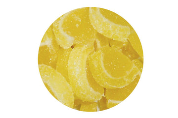 Scrumptious Lemon Jelly Slices