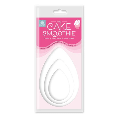 Squires Kitchen - The Cake Smoothie - Smoother 3 Set