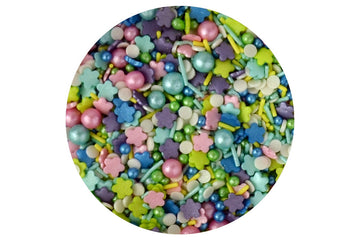 Sprinkletti Flower Power edible confetti