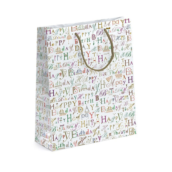 Turnowsky Happy Birthday Gift Bag