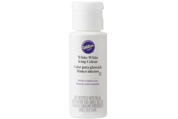 Wilton White Icing Colour / Whitener- 59ml