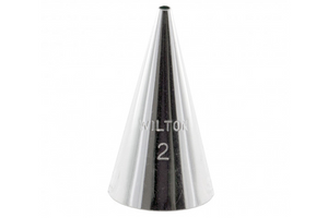 Wilton Round Writing Tip Piping Nozzle #2
