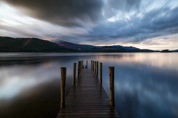 Derwent Water - elsewhere - Markus Albert - 24x30