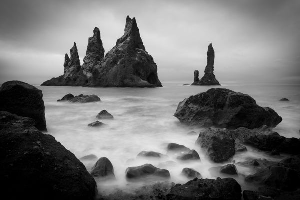 Reynisdrangar II - elsewhere - Markus Albert - 24x30