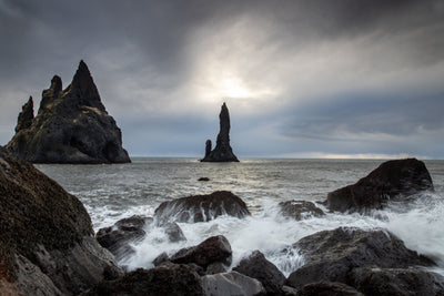 Reynisdrangar I - elsewhere - Markus Albert - 24x30