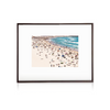 Beach Pacific Ocean 2 - early work - Bastian Hertel - 24x30