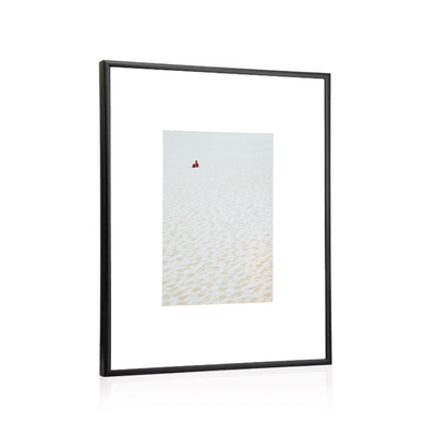 Minimal Bondi Beach 1.2 - early work - Bastian Hertel - 24x30