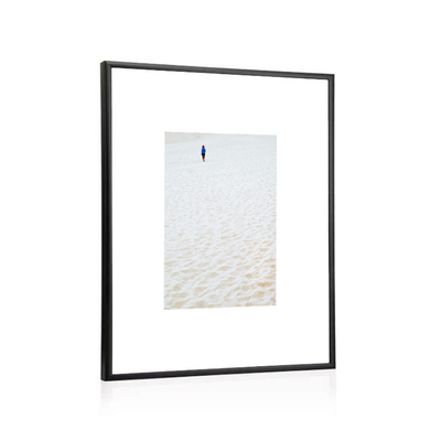 Minimal Bondi Beach 1.1 - early work - Bastian Hertel - 24x30