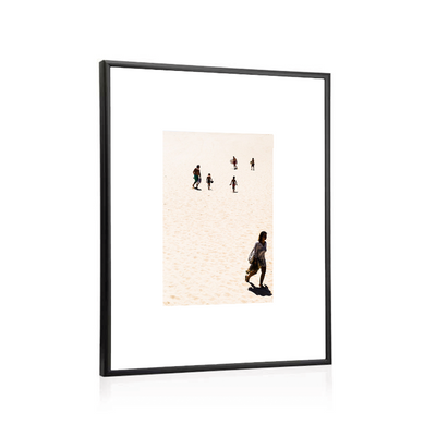 Minimal Bondi Beach 3 - early work - Bastian Hertel - 24x30