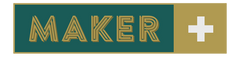 Maker Plus logo