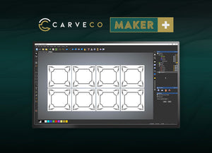 Carveco Maker Plus