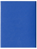 Royal Blue Book Style Award Covers