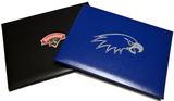 8 1/2 x11 Custom Printed Diploma Cover and Certificate Holders