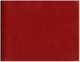 Padded Red Diploma Covers, no minimum
