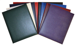 Purple Diploma Covers and Certificate Holders
