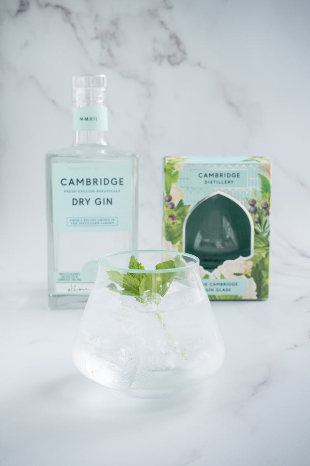 Cambridge Gin Glass, Set of Two