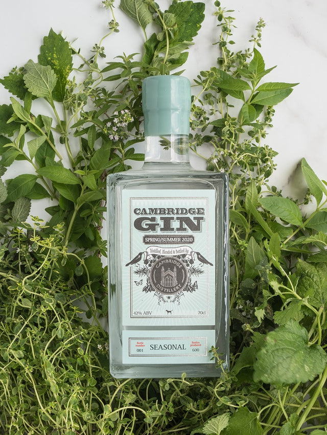 Cambridge Seasonal Gin