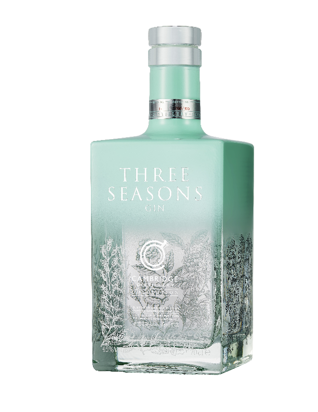 Preorder Three Seasons Gin