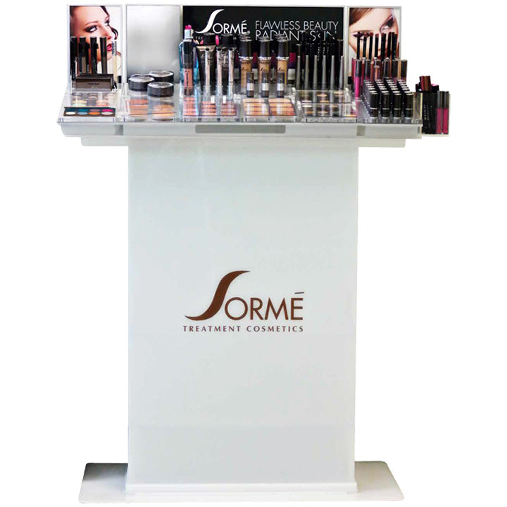 Sorme' Full Line Tester Display
