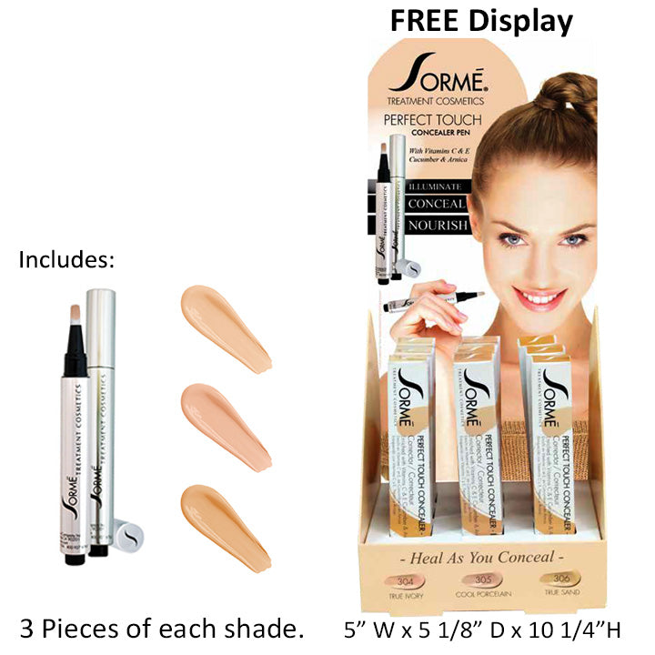 Perfect Touch Concealer Prepack