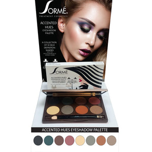 Accented Hues Eyeshadow, Classic Prepack