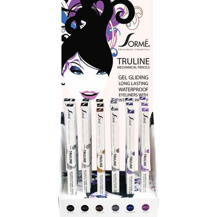 Truline Mechanical Eyeliner Pencils Prepack