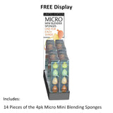 Micro Mini Blending Sponges Prepack