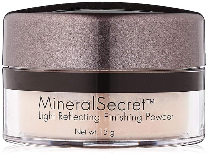 Mineral Secrets Loose Finishing Powder