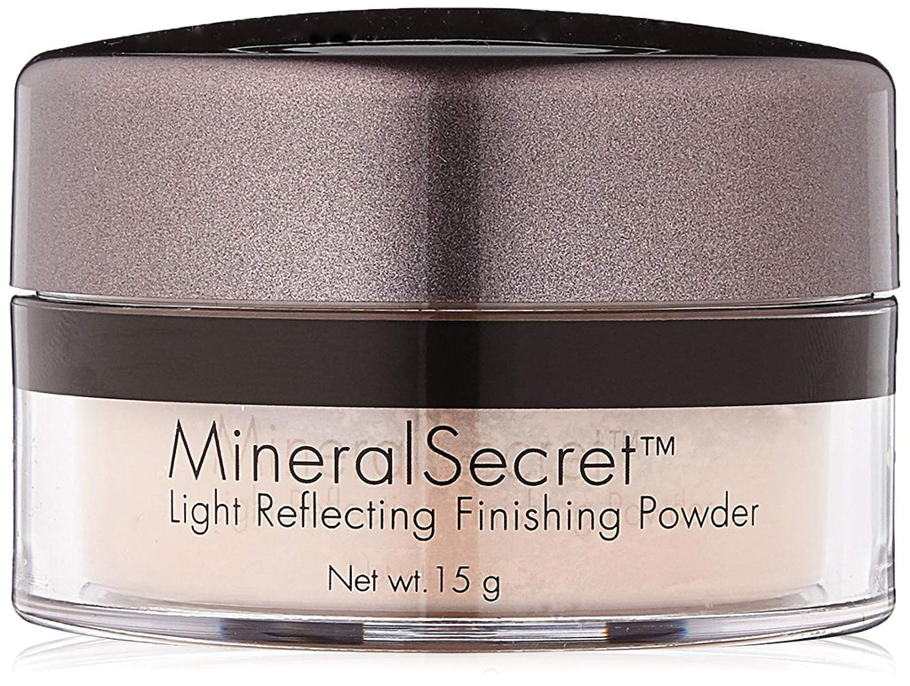 Mineral Secret Powder & Brush Collection