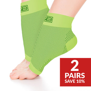 Ankle Sleeve Neon Green