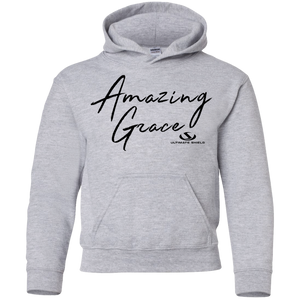 AMAZING GRACE Youth Pullover Hoodie