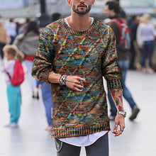 Load image into Gallery viewer, Fashion Mens Casual Rhombus Sweaters