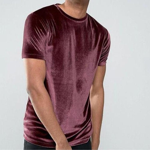 Velvet T-Shirt 9 Colors