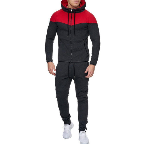 Casual Sports Sweater Casual Trouser Suit