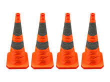 Load image into Gallery viewer, Portable Speed Cones 4 Pack