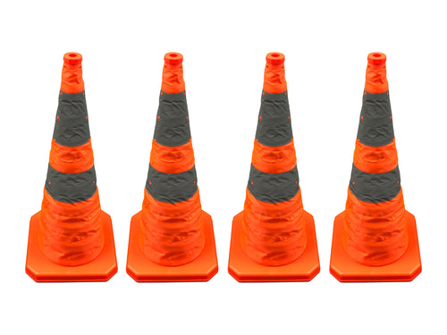 Portable Speed Cones 4 Pack