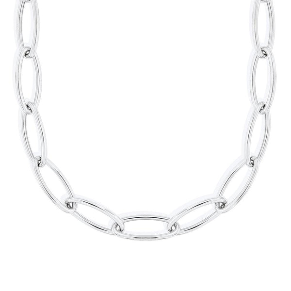 Collana catena in argento - CL0039AG