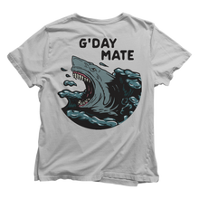 Load image into Gallery viewer, G'DAY MATE T-SHIRT (FRONT & BACK PRINT)