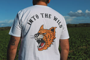 INTO THE WILD T-SHIRT (Front & Back Print)