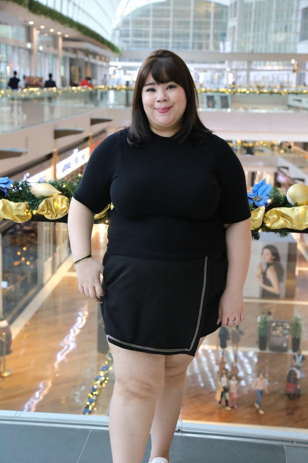 Love+ Scarlett Skorts (Plus Size Shorts)