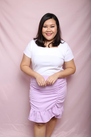 Twilly Fold Skirt (Plus Size Skirt)