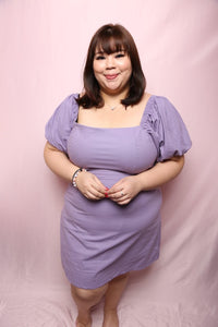 Relinen Box Dress (Plus Size Dress)