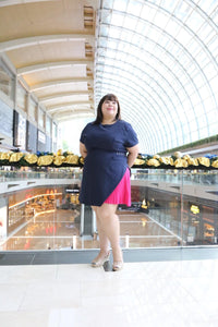 Love+ Mathilda Gallop Dress (Plus Size Dress)