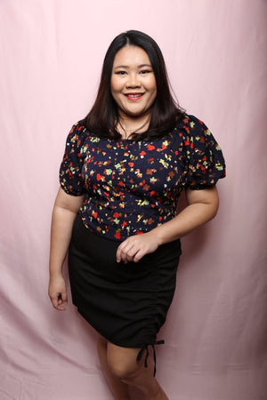Paulo Patch Top (Plus Size Top)