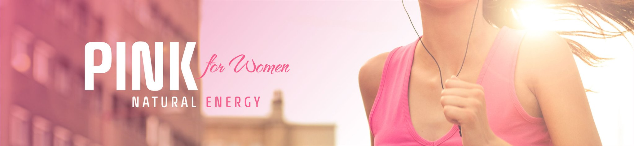 BHIP PINK for Women Natural Energy