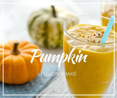 Pumpkin FUSION Shake Recipe