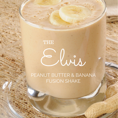 The Elvis FUSION Shake Recipe